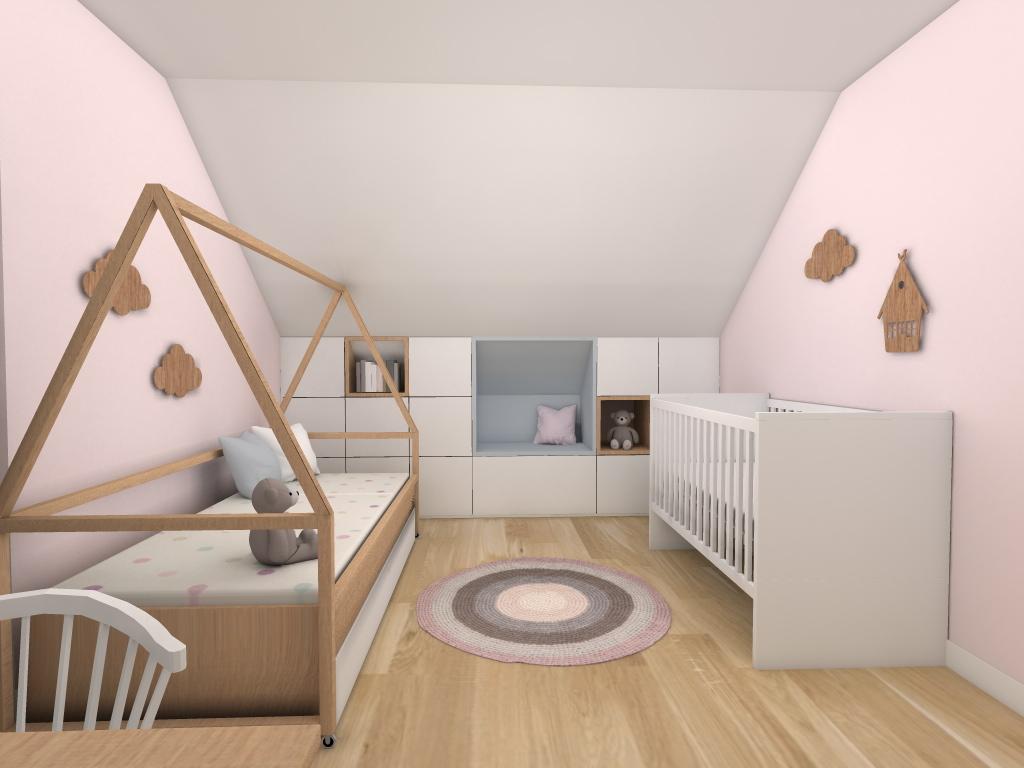 pokoj dzieciecy 1